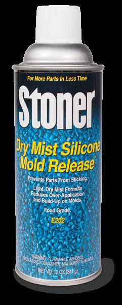 E202 | Dry Mist Silicone Mold Release