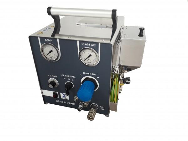 DC 50 Vario Blaster Trockeneisstrahler