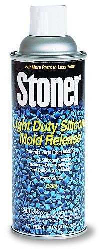 E204 | Light Duty Silicone Mold Release